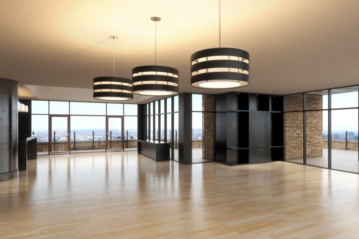 luminaires plafond tendu