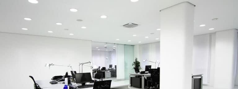 plafond tendu climatisant