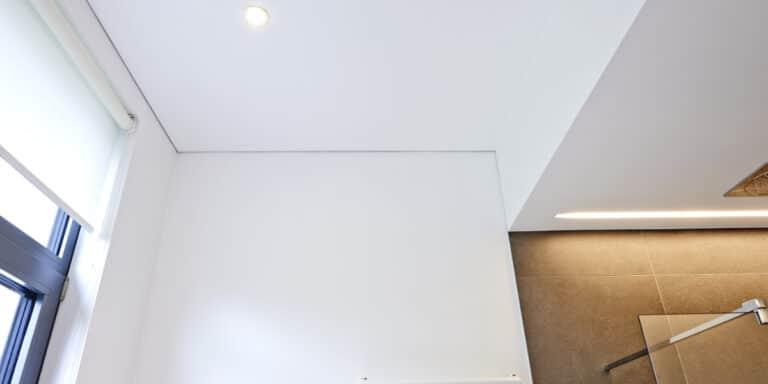 plafond tendu pvc